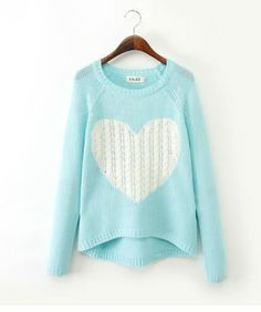 Blue Pullover Blue Sweater for Toddler Girls and Teen Girls Young Girls
