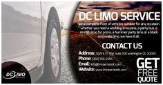 cheap limo dc: We have a best discounted limo deals for our customer that you can't imagine. so get a superior deals. Get a free quote and contact us on (202) 765-2355. http://limoservicedc.com/limo-transportation-deals-dc/