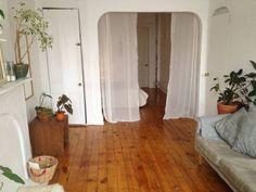 Home Decor Entryway Minimal bohemian interior Bohemian House, Bohemian Interior, Bohemian Studio Apartment, My New Room, My Room, Home Design, Interior Bohemio, Aesthetic Rooms, Home And Deco
