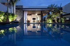 Casa com piscina #assimeugosto #lifestyle