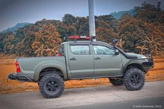 offroad hilux toyota
