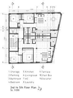 Gallery of House of 40 Knots / Habibeh Madjdabadi + Alireza Mashhadimirza - 37