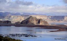 Beautiful Lake Powell, Utah