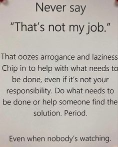 Work Motivation, No Response, Math Equations, Sayings, Workplace Motivation, Lyrics, Business Motivation, Quotations, Idioms