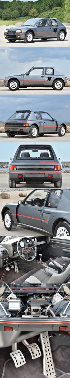 1984 Peugeot 205 Turbo 16 https://www.amazon.co.uk/Baby-Car-Mirror-Shatterproof-Installation/dp/B06XHG6SSY