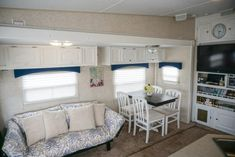 These 6 cheap and easy fifth wheel remodel projects are quick and simple but will totally transform any camper or RV into a full-time home! See the before and afters of our remodel!
