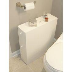 Amazon.com: Proman Products Bathroom Floor Cabinet: Kitchen & Dining