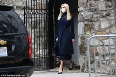 Ivanka Trump spent HOURS urging Donald to tell supporters to leave US Capitol on January 6   Daily Mail Online Donald Trump Daughter, Donald Trump Jr, 80s Pop Songs, Kimberly Guilfoyle, Eric Trump, Inauguration Ceremony, Caroline Kennedy, Us Capitol, First Daughter