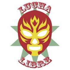 """""""Lucha Libre"""" Stickers by optimusjimbo 