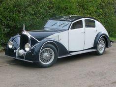 1935 Voisin Aerodyne