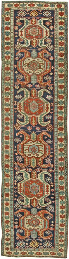 Antique Rug,Antique Carpets,Antique Persian Rugs,Tabriz Rugs,Custom Rugs - Persian Heriz runner BB6060
