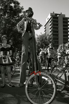 the tour de fat…  (welcome to the fort)  Fort Collins Co. 2011 by Matty Photography, via Flickr