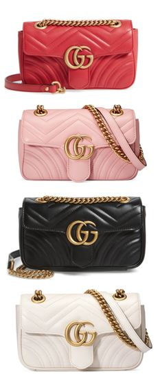 91e6d31dcc71 LOVE this GUCCI bag. Which color should I go with