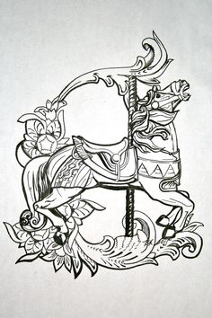 Carousel by knezak on deviantART