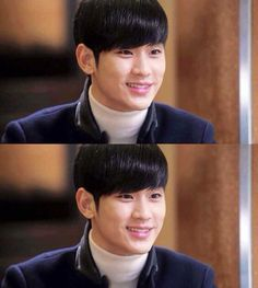 Kim Soo Hyun (from My Love from Another Star)