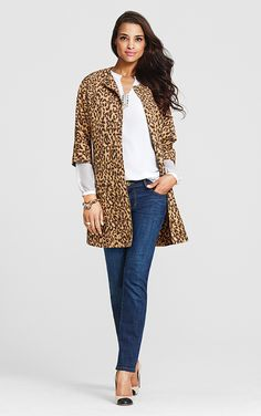 Love CAbi's Estate Jacket.  Smart purchase, timeless and fun. I had no idea how much I would wear this coat :)