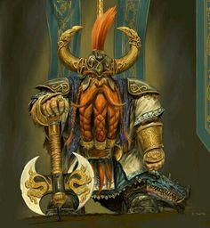 noble dwarf Fantasy Dwarf, Fantasy Battle, Fantasy Dragon, Fantasy Rpg, Medieval Fantasy, Fantasy Books, Fantasy Races, The Elder Scrolls, Dnd Characters