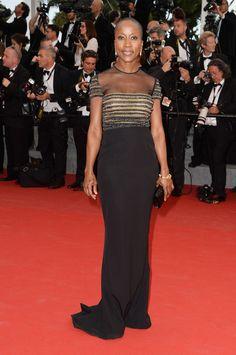 Rokia Traoré, membre du jury, en bijoux Boucheron