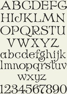 Fonts Alphabet Discover LHF Chateau font Classic Victorian styling makes this the perfect font for refined designs requiring an early look. Creative Lettering, Lettering Styles, Hand Lettering Alphabet, Typography Letters, Letras Comic, French Font, French Typography, Victorian Fonts, Typographie Fonts