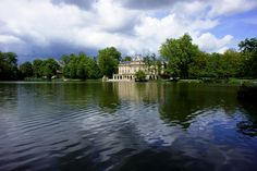 https://flic.kr/p/nZybCW | Germany | Ludwigsburg architecture, Monrepos palace across the pleasure lake. This is another fine Baroque Palace and is connected to the grounds of the main palace in Ludwigsburg by a path runing directly to the Favorite Palace.   Baden-Württemberg, Germany. Sony Nex3 Photo by Barnyz.