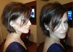 Perfeito! #cabelocurto #pelocorto #mulheres
