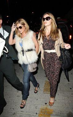 Cheryl Cole carrying the Derek Lam Ume bag