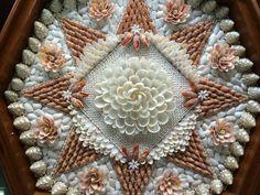 #seashells #shellcraft #sailorsvalentine | (#96)