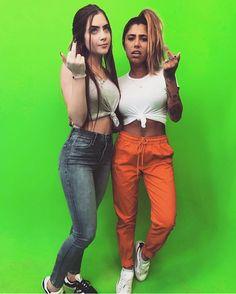 Jade Picon e Gabi Rippi