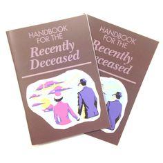 Handbook for the Recently Deceased Notebook – LA LA LAND