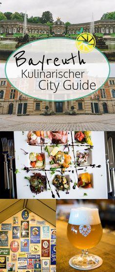 Bayreuth kulinarischer City Guide: Restaurants, Aktivitäten, Kulinarisch Einkaufen Hotels, Weekend Trips, Alcoholic Drinks, Germany, Restaurants, City Guides, Travel Europe, Bavaria, Php