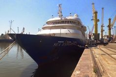 CRUCEROS EN URUGUAY: Arribos del Sea Explorer I y Splendours of the Sea...