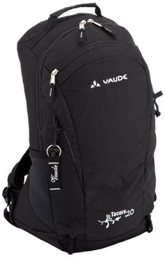 Vaude Womens Tacora Backpack 20Liter Black ** Check this useful article by going to the link at the image. #BackpacksandBags