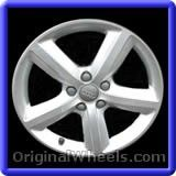 Audi A3 2013 Wheels & Rims Hollander #58822 #Audi #A3 #AudiA3 #2013 #Wheels #Rims #Stock #Factory #Original #OEM #OE #Steel #Alloy #Used