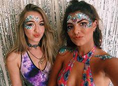 Resultado de imagem para pinterest friends festival glitter