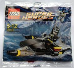 30160 LEGO DC Universe Super Heroes Set Batman Jetski Bagged http://www.amazon.com/