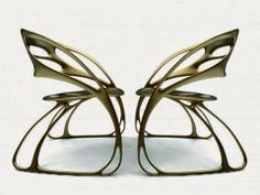 """Butterfly"" chair"