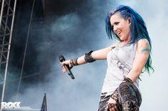 Nova Rock, The Agonist, Alissa White, Arch Enemy, Metal Girl, Female Singers, Heavy Metal, Diva, Art Photography