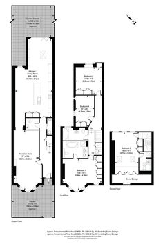 under the stairs, utility room / pantry in the middle. under the stairs, utility room / pantry in the middle. House Extension Plans, House Extension Design, House Design, Extension Ideas, Victorian Townhouse, Victorian Terrace, Victorian Homes, Terrace Floor, Playground Flooring