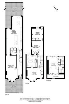 uneven end, toilet under stairs, split bathroom