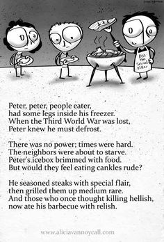 Funny Rude Poems That Rhyme : funny, poems, rhyme, Funny, Nursery, Rhymes, Ideas, Rhymes,, Creepy