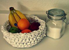 Puff Bowl-y FREE knitting pattern
