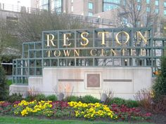 Reston Town Center (Northern Virginia)