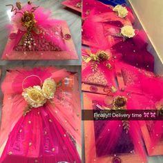 Loving the shades of pink Marriage Decoration, Wedding Ceremony Decorations, Wedding Favours, Wedding Cards, Wedding Gift Baskets, Wedding Gift Wrapping, Indian Wedding Gifts, Trousseau Packing, Mehndi Decor