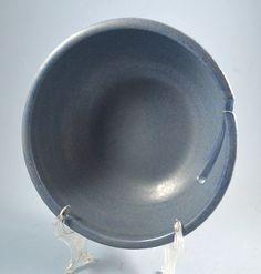 Yarn bowl in robin's egg blue glaze by summerscrafts on Etsy Yarn Bowl, Robins Egg, Glaze, Pottery, Etsy, Enamel, Ceramica, Pots, Display Window