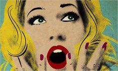 Simple Roy Lichtenstein Style in Illustrator and Photoshop