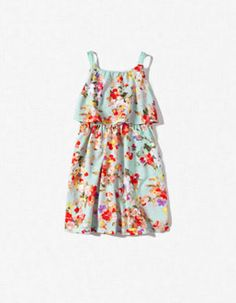 Flower Print Dress from Zara