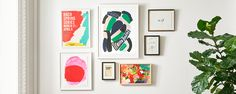 Wall Decor & Framed Prints for the Modern, Artful Home | Kate Spade New York