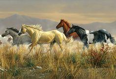 Beautiful Paint Horses | horse lovers beauty horse wallpaper murals photos horse quotes horse ...