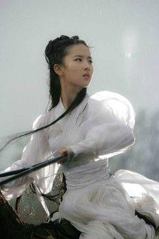 《神雕侠侣》刘亦菲版小龙女