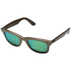b32567f5f7f Ray-Ban Unisex RB2140 Wayfarer Sunglasses Ray Ban Styles